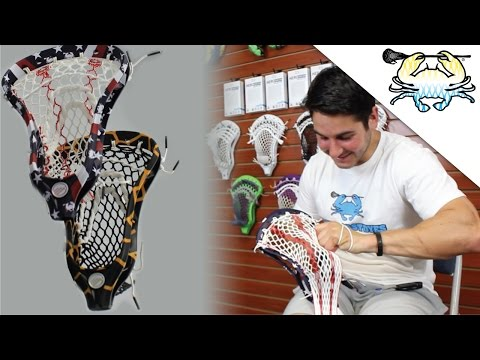 Live Stringing: Greg's Weapon of Choice