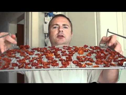 How To Dry Tomatoes