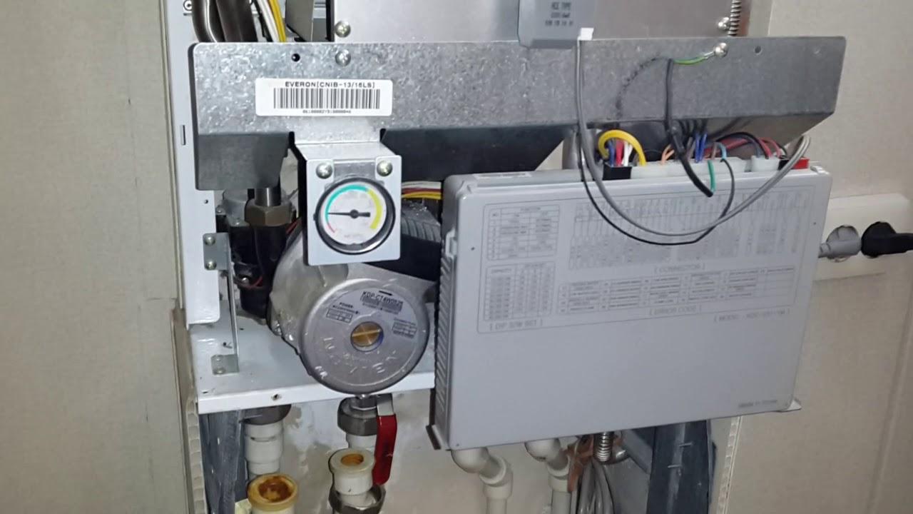 Промыть теплообменник котла навьен течет медный теплообменник