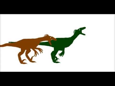 PPBA Troodon vs Edmontosaurus