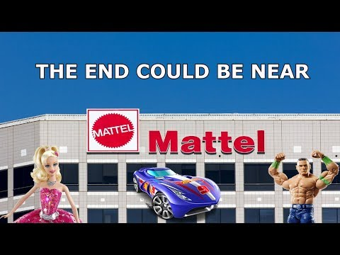 Mattel: The Beginning Of The End?