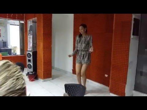 Vivían Serrano Mis Bolivia Mundo - Bailando