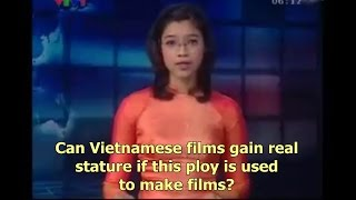Copyright Thefts In Vietnamese Movies, With English Subtitles: Vietnam Television Exposes Victor Vu