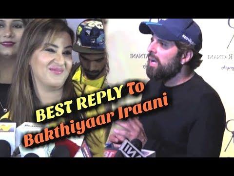 Shilpa Shinde BEST Reply To Bakhtiyaar And Tanaaz Irani