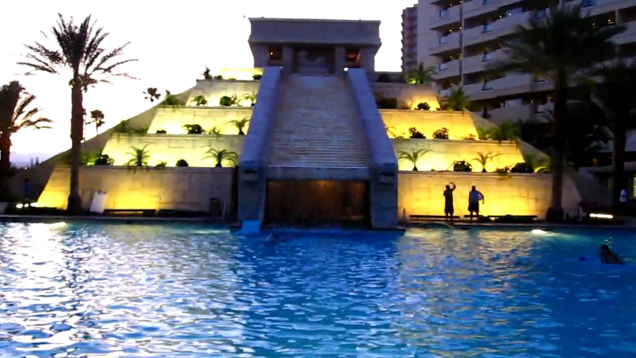 The Cancun Resort In Las Vegas Nevada At The Gorgeous Mayan