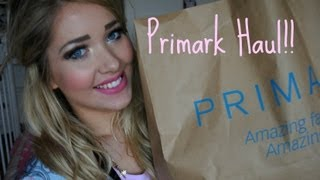 Primark Haul May 2013 Thumbnail