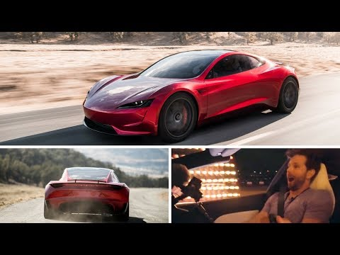 0-60 in 1.9 seconds!! Tesla 2018 Highlight Reel Cameo and Teasers