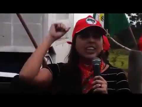 Deputada do RN se une ao MST e invade terras de João de Deus em Goiás
