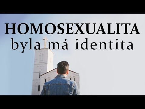 Homosexualita byla má identita (cz titulky) from YouTube · Duration:  8 minutes 10 seconds
