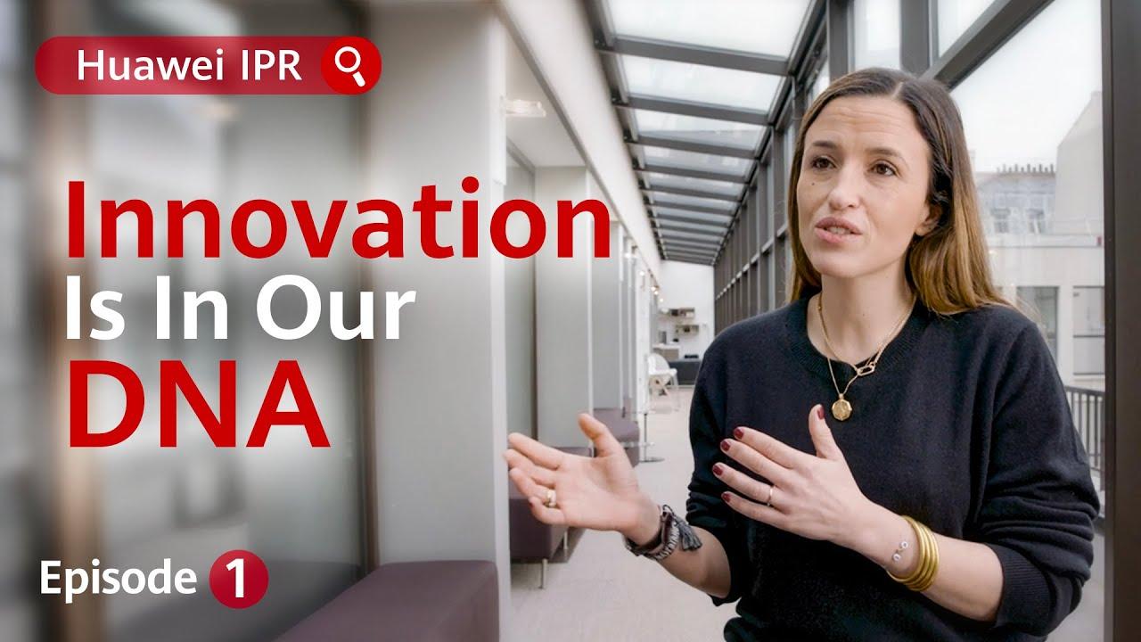 Transforming Innovation   Huawei IPR Episode 1 Teaser