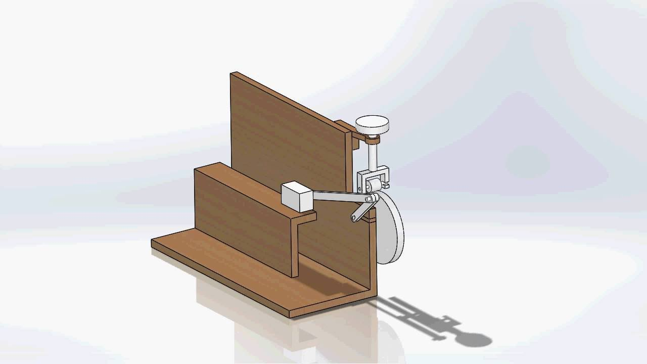 crank and slider mechanism pdf