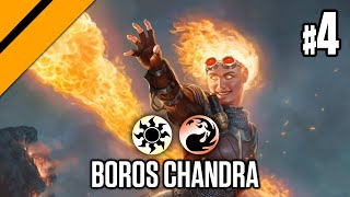 Boros Chandra! - M21 Premier Drafts P4   MTG Arena