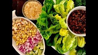 gourmet vegetarian appetizers - HD1080×1080