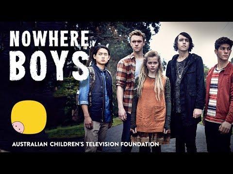 Nowhere Boys: The Book of Shadows -  Movie Trailer