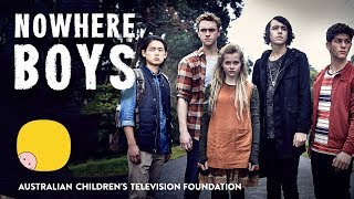 Nowhere Boys: The Book of Shadows -  Movie Trailer