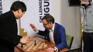 Crazy Chess ! So vs Dominguez