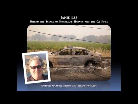 Sage of Quay - Jamie Lee -  Behind the Scenes of Hurricane Harvey and the CA Fires (Dec 2017)