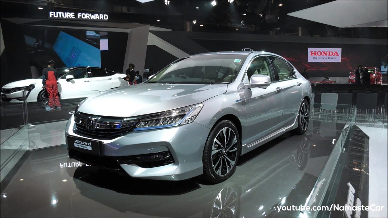 Honda Accord Hybrid 2018 Real Life Review