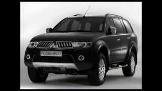 Mitsubishi Pajero Sport 2012- Car in India