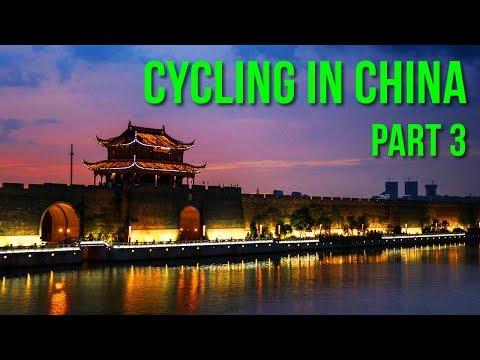 Cycling In China - Nanjing To Shanghai (Day 3)