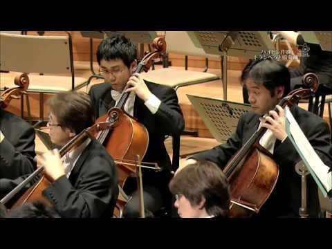 Haydn Trumpet Concerto I. Allegro Rubén Simeó, Yomiuri Nippon Orchestra, Leif Seggerstam