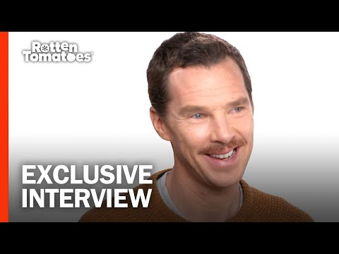 'The Grinch' Star Benedict Cumberbatch on His First Encounter with the Mean One | Rotten Tomatoes