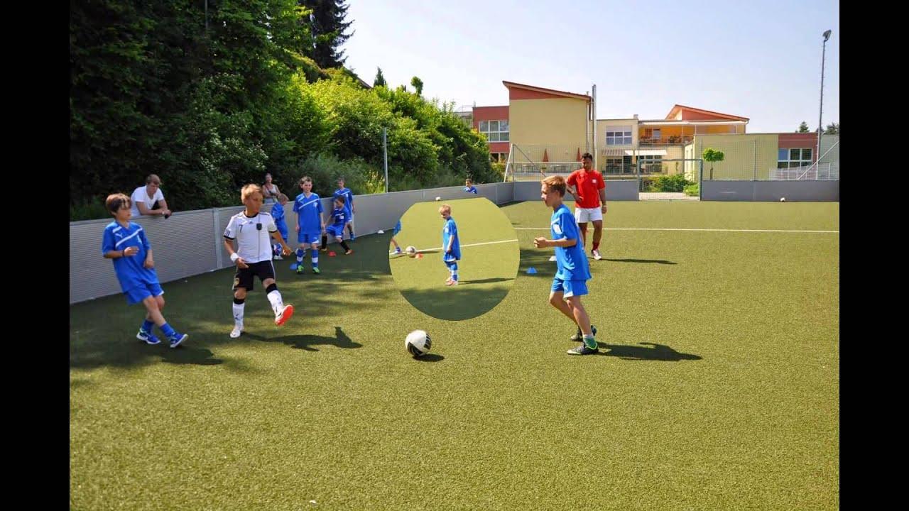 Fussballschule Fulda Training Sommer 2012