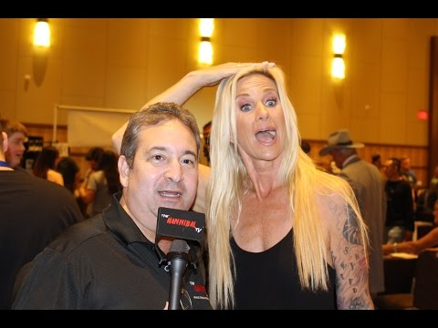 Madusa on WWE Title Trash Can Incident