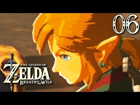 Zelda Breath of the Wild #06 : VILLAGE COCORICO, J'ARRIVE ! streaming vf