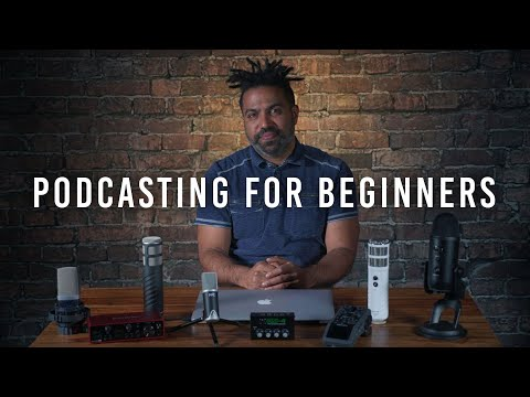 How To Start A Podcast 2020: Podcasting For Beginners