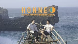 HONNE - Location Unknown (Brooklyn Session) | Cover ft. Southern Ocean Waves