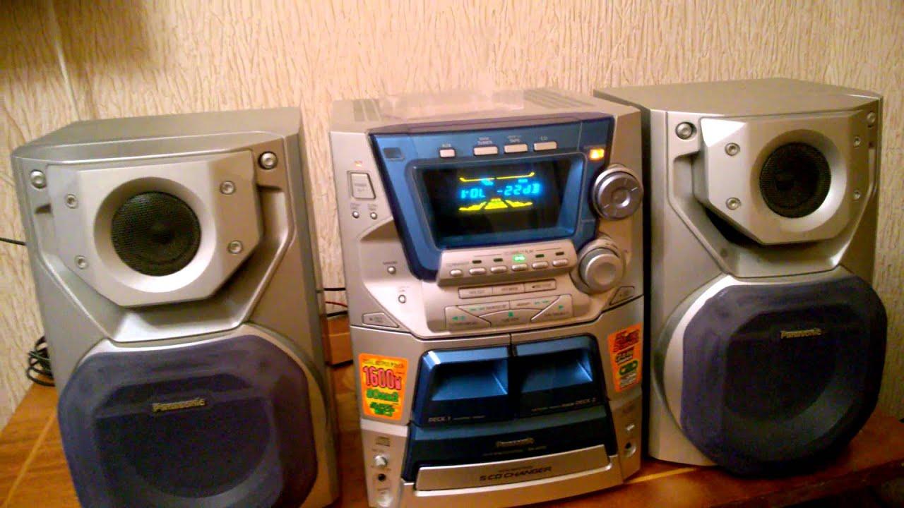 Panasonic Sa-ak22