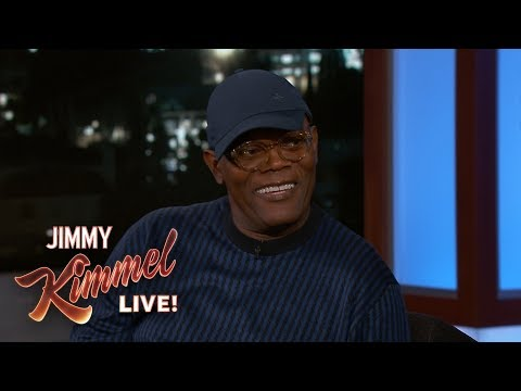 Samuel L. Jackson & Magic Johnson Won't Invite Jimmy Kimmel on Vacation