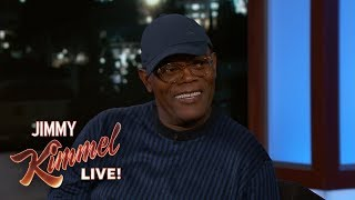 Samuel L. Jackson & Magic Johnson Won