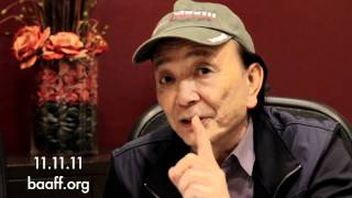 See James Hong in Boston on November 11, 2011!