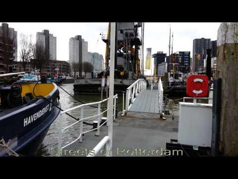 Leuvehaven Rotterdam Netherlands