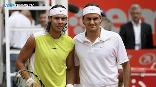Roger Federer vs Rafael Nadal Rome 2006 Final: EXTENDED HIGHLIGHTS