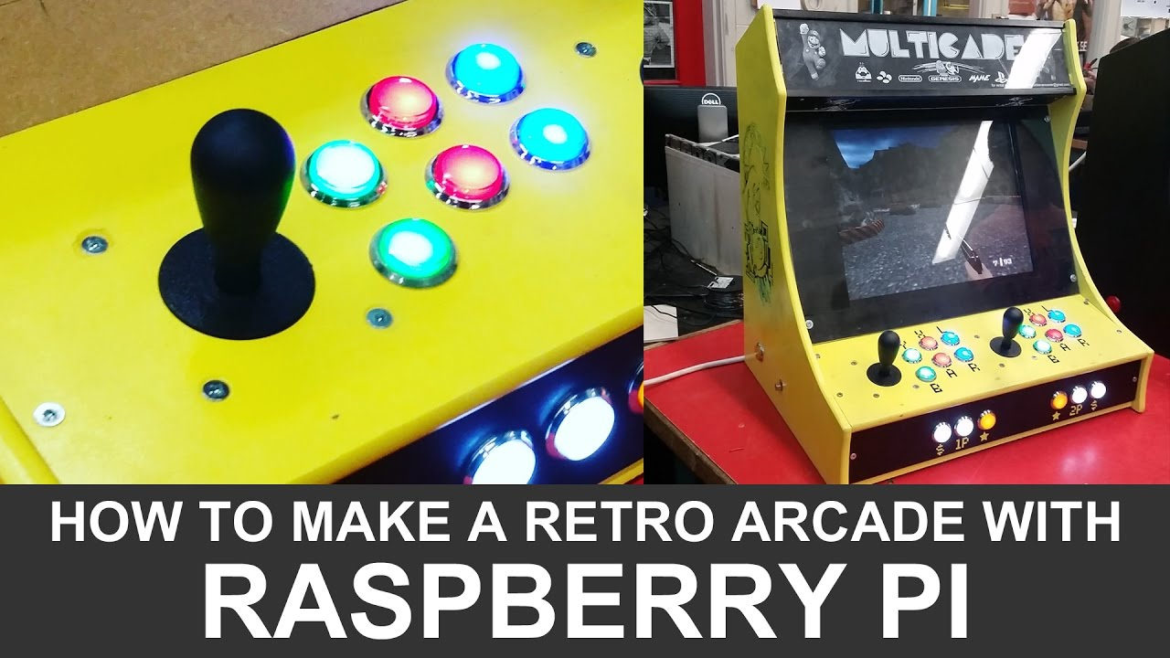 PC Powered Bartop Arcade Machine Running LaunchBox: 7 Steps