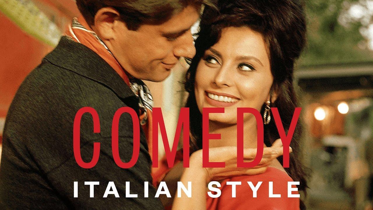 Translations Into Italian: AFS Presents: Comedy, Italian Style Series
