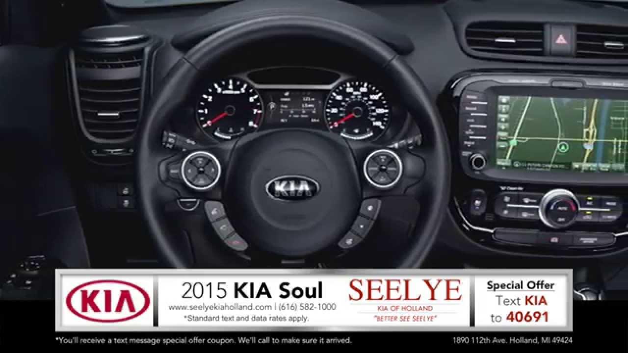 Charming New 2015 Kia Soul Interior Review Near Grand Rapids, Michigan At Seelye Kia  Holland   YouTube Great Ideas