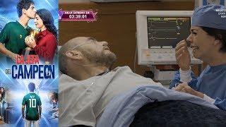 ¡Waldo provoca la muerte de Don Pedro! | La jefa del campeón - Televisa