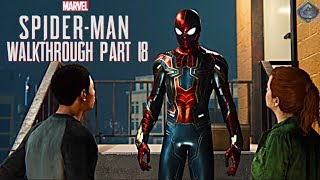 Spider-Man PS4 Walkthrough Part 18 - Cleaning Up the City!