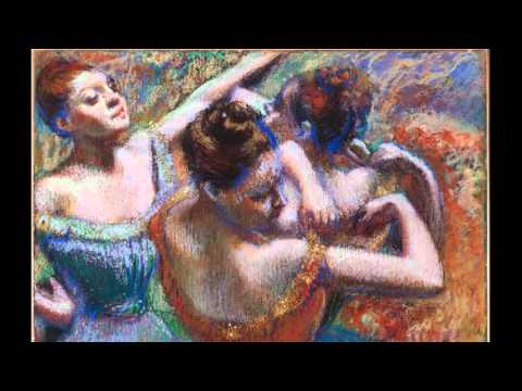 "Masters Series: George T.M. Shackleford, ""Degas: Dance, Music, and Time"""