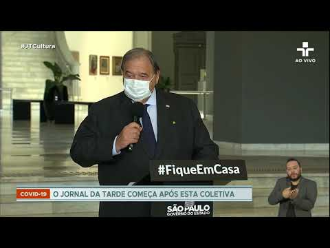 João Doria Responde Que Não Irá Distribuir E Nem Aplicar Cloroquina Em Pacientes Com Covid-19
