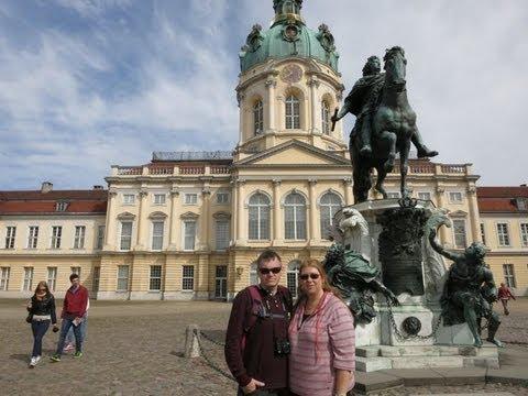 Germany Vlog Day 12 - Charlottenburg Palace & Shopping in Berlin