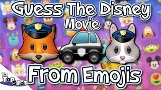 🤔2019 DISNEY Guess The MOVIE From EMOJI Challenge!🤔 - 😀ONLY SUPERFANS GET 100%😀