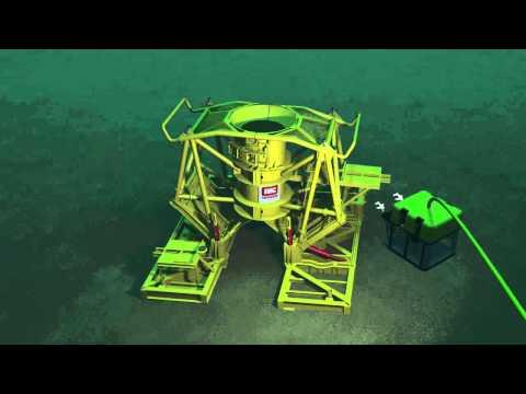 IHC Hydrohammer: S-500W FPSO Mooring Pile Installation