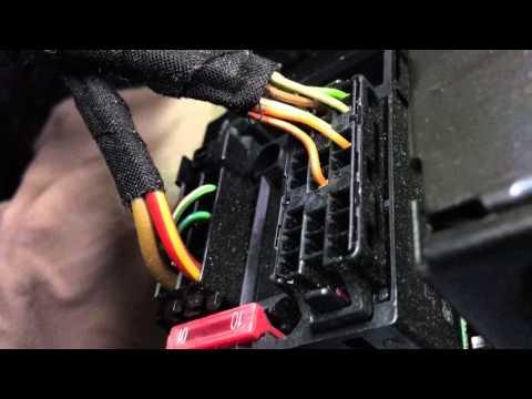 Yatour Bluetooth install, Audi A6 Quattro