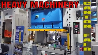 Gambar cover Canton Fair October 2019 Phase 1 Hall 1.1 - Heavy Machinery & Equipment