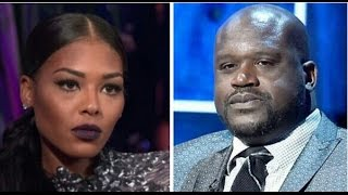 Shaquille O' Neil Allegedly Had An AFFAIR With Moniece From Love And Hip Hop – And Got Her PREGNANT!